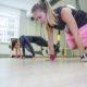Пилатес/силовая тренировка